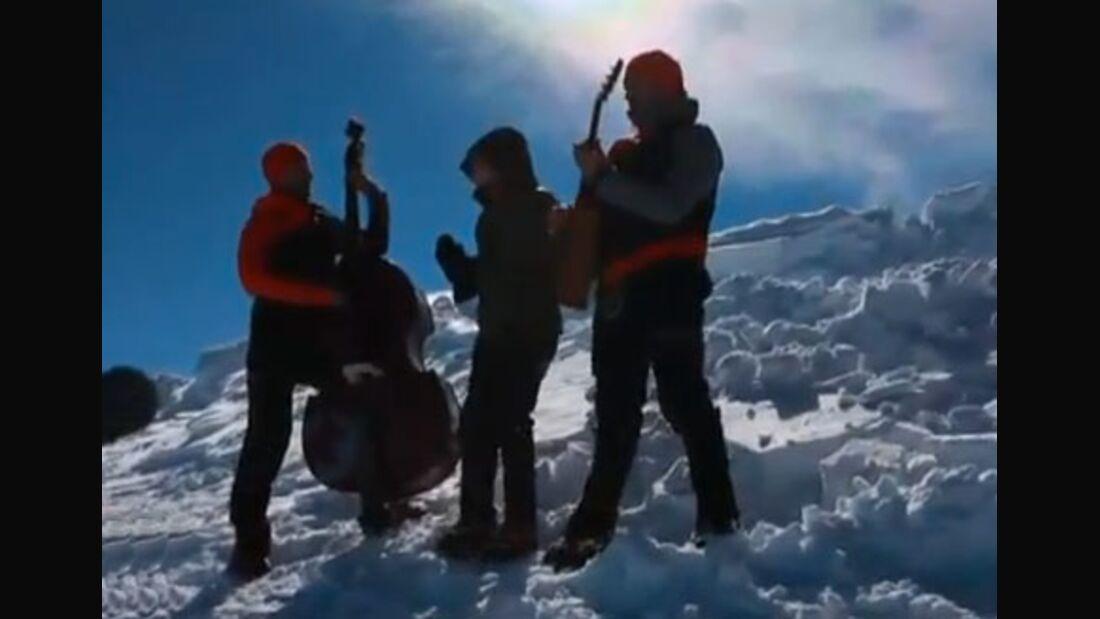 AL KL Zaz singt auf Mont Blanc Teaserbild