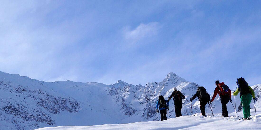 AL Sicher Skitouren-Gehen (OeAV) c Melcher