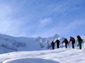 Freeriden & Skitouren 10 Tipps vom Alpenverein