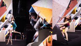 Adidas Rockstars 2019 Boulder-Wettkampf & Live-Musik