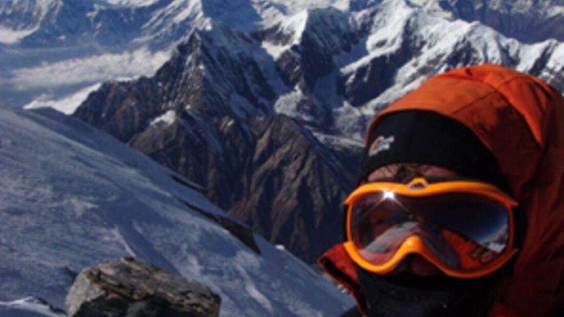 Annapurna look to Dhaulagiri