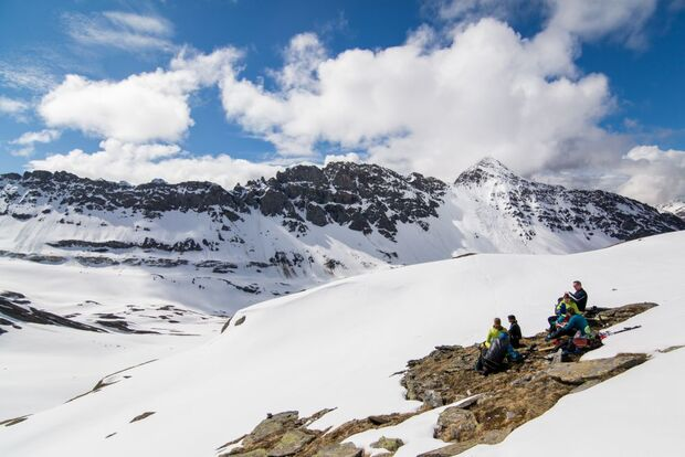 Bergwochenende mit Andy Holzer 10