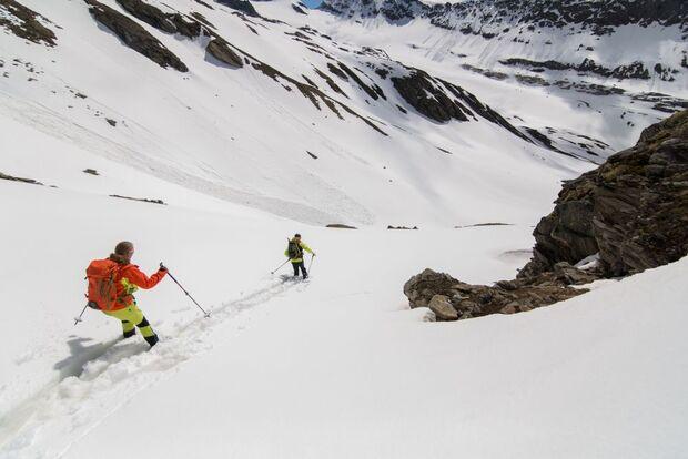 Bergwochenende mit Andy Holzer 14