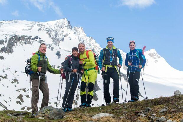 Bergwochenende mit Andy Holzer 15