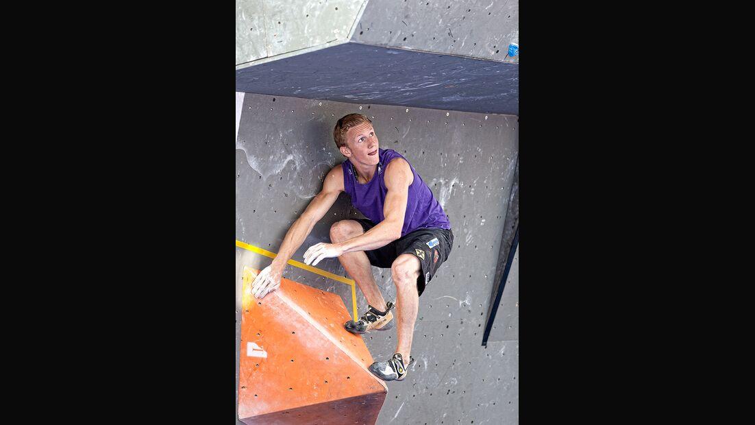 Bilder vom Boulder-Weltcup München 2012 3