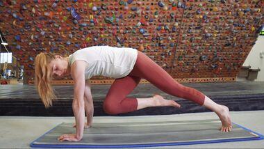 Claire Buhrfeind Core-Training