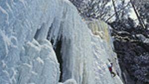 Eisklettern im Maltatal