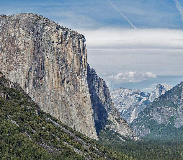 El Capitan im Yosemite Valley