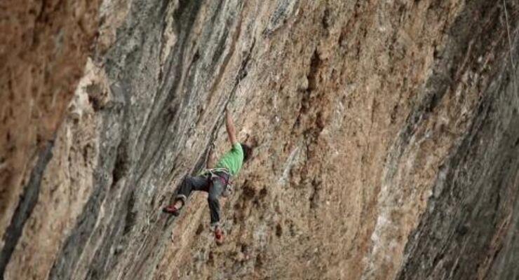 Joe Kinder climbing Essentials: Sport Climbing