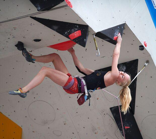 Jugend-WM Klettern Bouldern Arco 2019