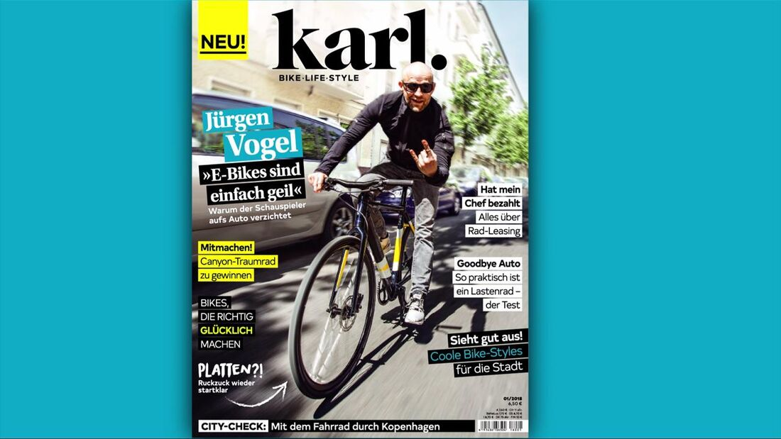 KARL Magazin Trailer VIDEO