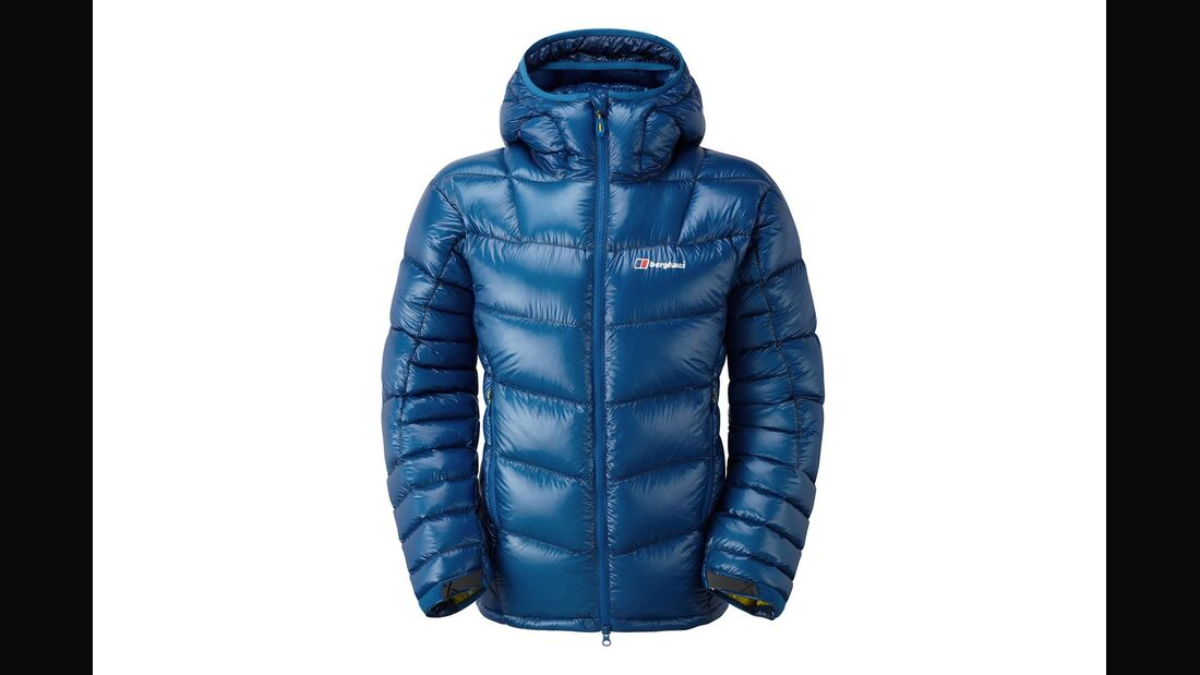 KL 02/2017 Isolationsjacken Berghaus Ramche 2.0 Down Jacket