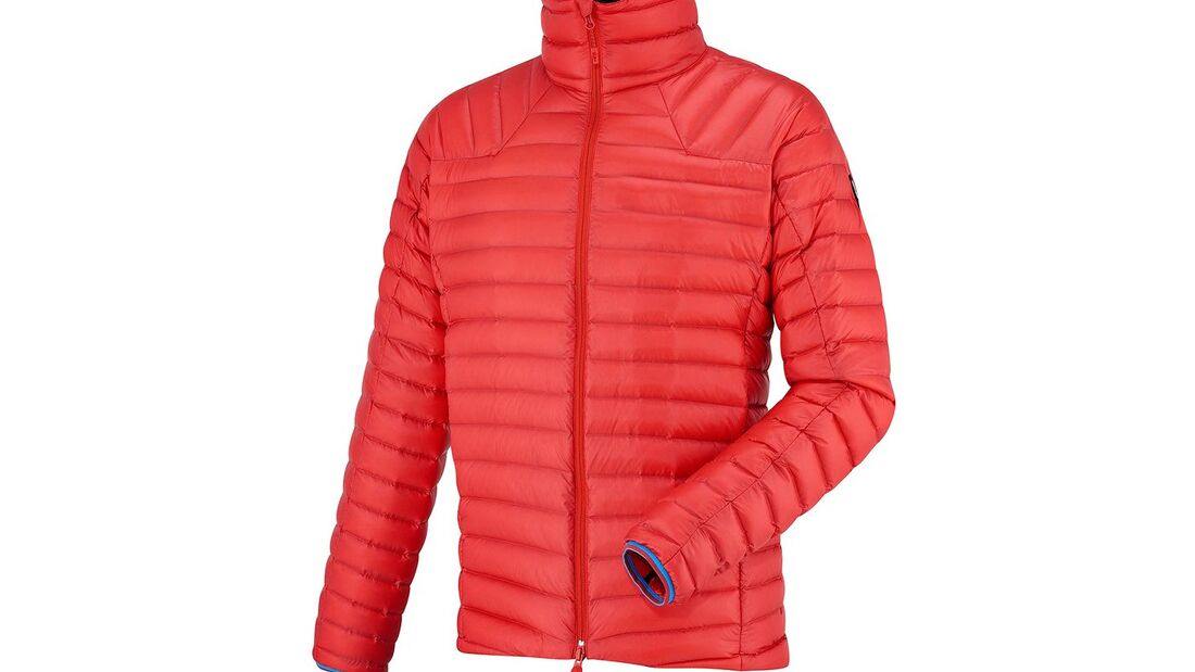 KL 02/2017 Isolationsjacken Millet Trilogy Synthesis Down Jacket