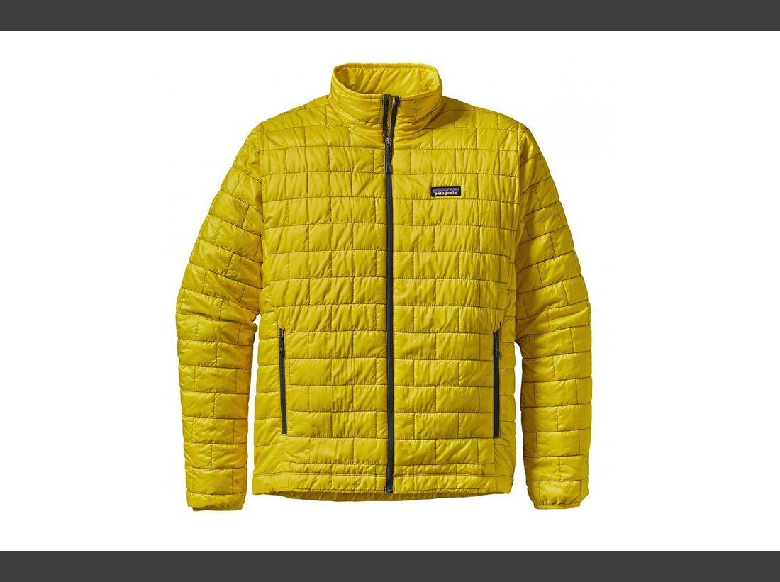 KL 02/2017 Isolationsjacken Patagonia Nano Puff Jacket