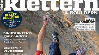 KL 02 - 2019 klettern Magazin Querteaser