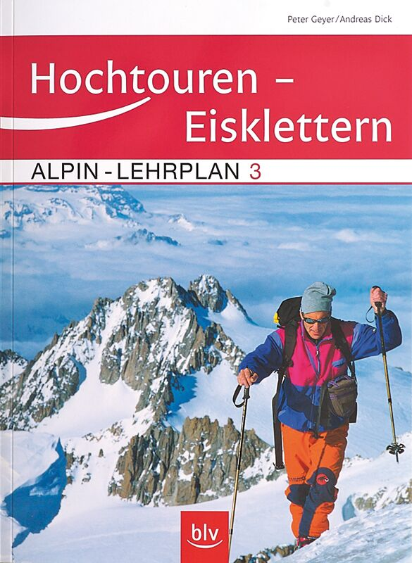 KL ALpinlehrplan Hochtouren - Eisklettern