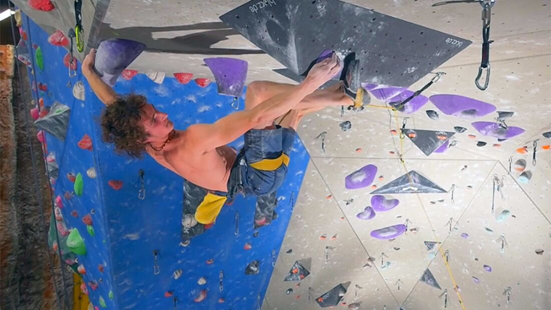 KL Adam Ondra The PRoject
