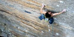 KL Adam Ondra klettert The Golden Ticket (5.14c) RRG im Onsight TEaser