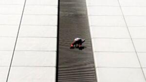 KL Alain Robert in Hongkong