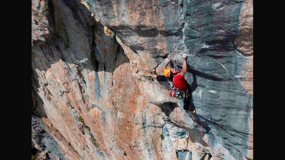 KL Alex Luger klettert Sangre de Toro Rote Wand TEASER