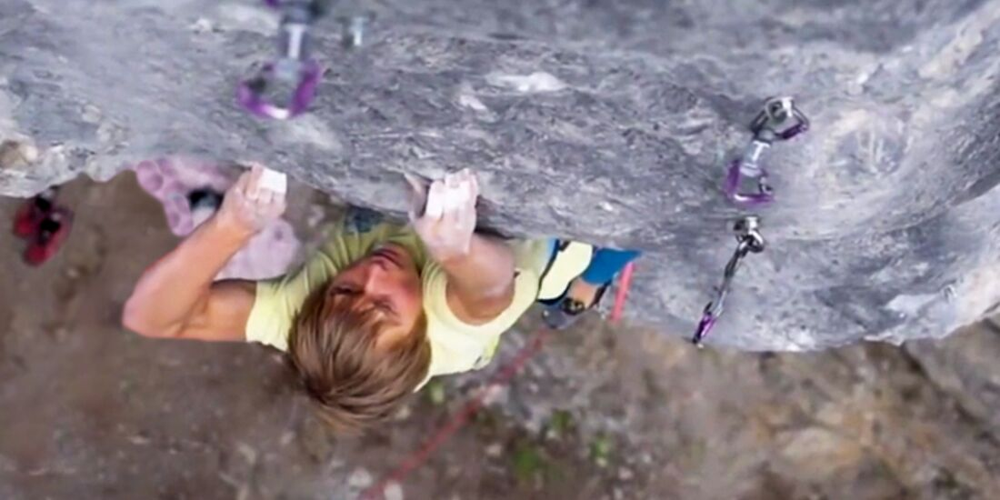 KL Alex Megos Fight Club 9b Video