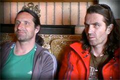 KL Alexander und Thomas Huber 2010