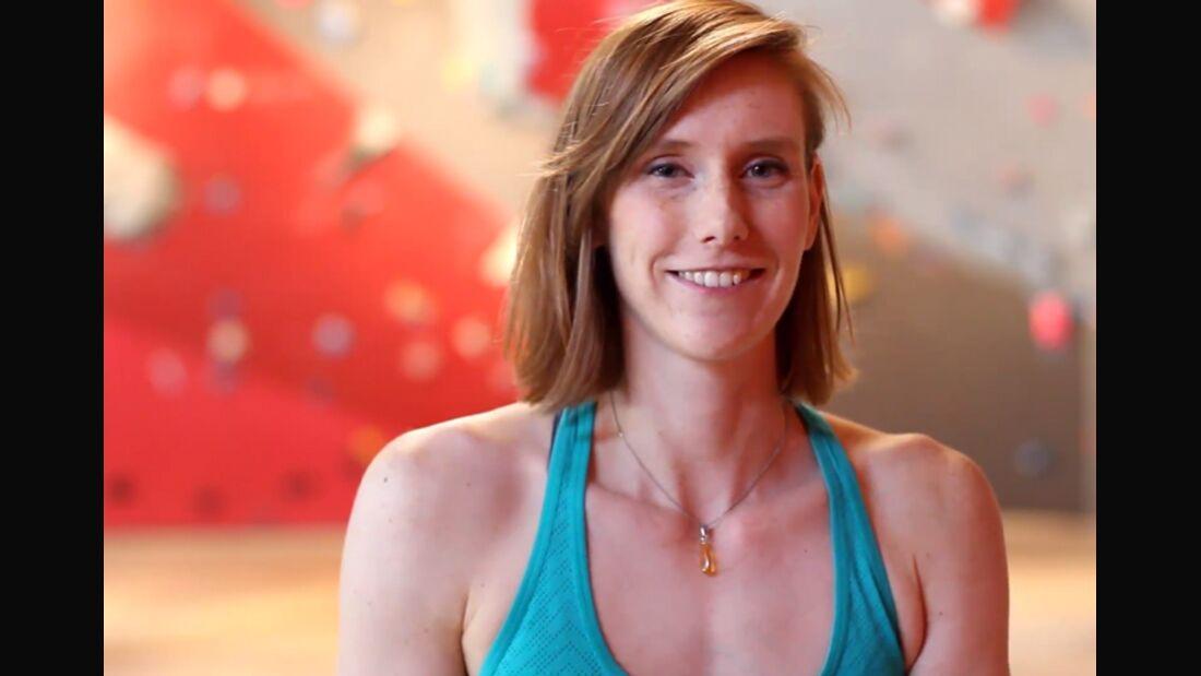 KL Amanda Meijering Video 7 Übungen Power Bouldern