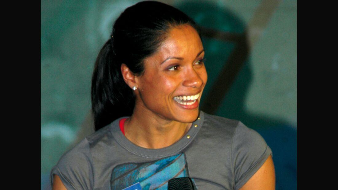 KL Angelica Lind beim Invitational 2008