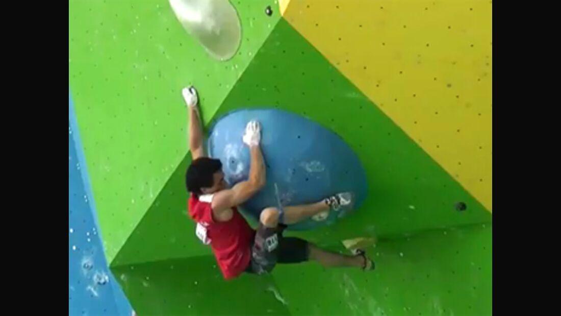 KL Arco Boulder-WM 2011 Videos Quali TEASER