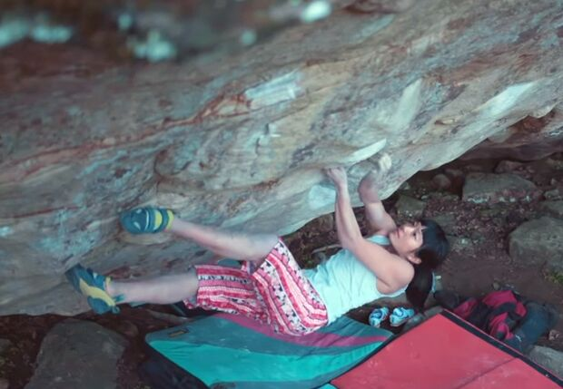 KL Ashima bouldering south Mellow Vid