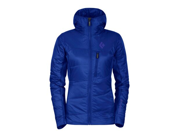 KL Black Diamond Access Hybrid Hoody - Women's