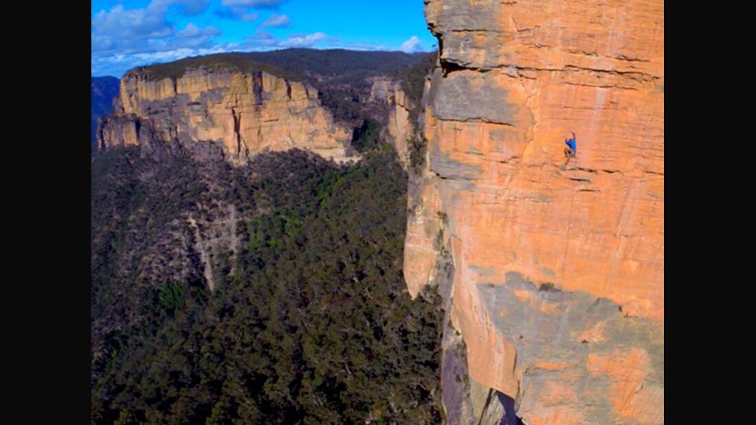 KL Bluetopia Klettern + Base + Canyoning Blue Mountains, OZ teaser