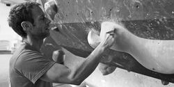 KL Boulder-Etiquette Griffe bürsten teaser