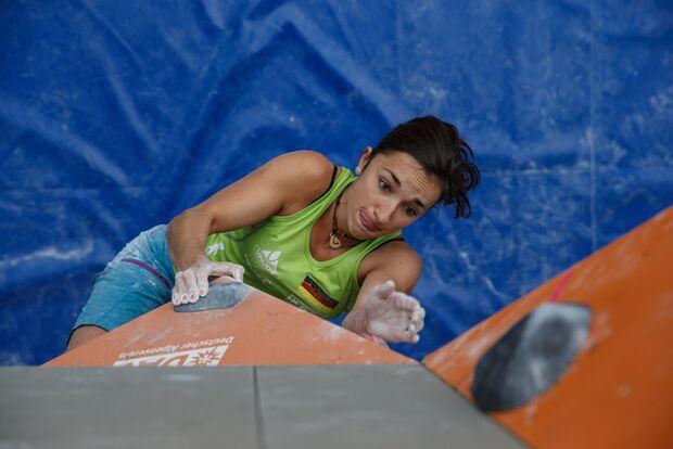 KL-Boulder-Weltmeisterschaft-Muenchen-2014-DAV-Juliane-Wurm-DAV-Marco-Kost (jpg)