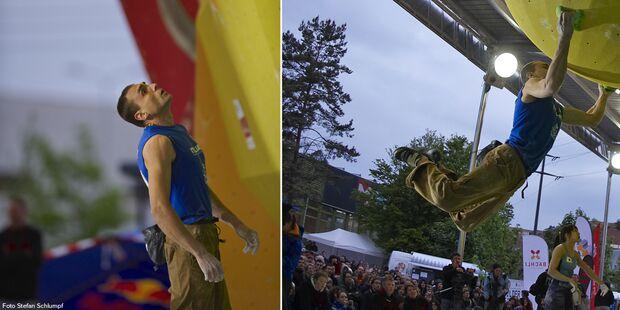 KL Bouldercup Greifensee 2010 Stefan Schlumpf