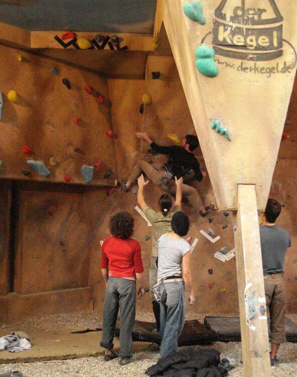 KL Boulderdankfest Kegel Sept 07
