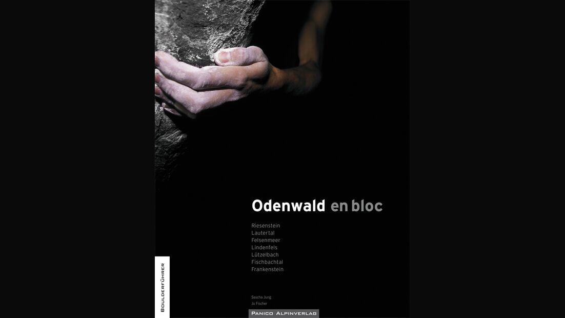 KL Boulderführer Odenwald Panico Verlag