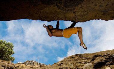 KL Bouldern Kapverden Cabo Verde Musti