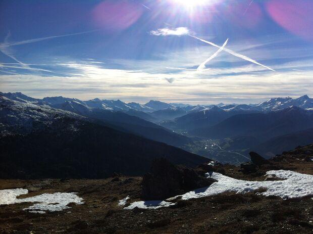 KL CEWE Fotowettbewerb 2013 Leserfotos Marc Kohrn - Lesertext: Inssbruck auf einer der höchsten Gipfel, 6 stündiger Aufstieg neu