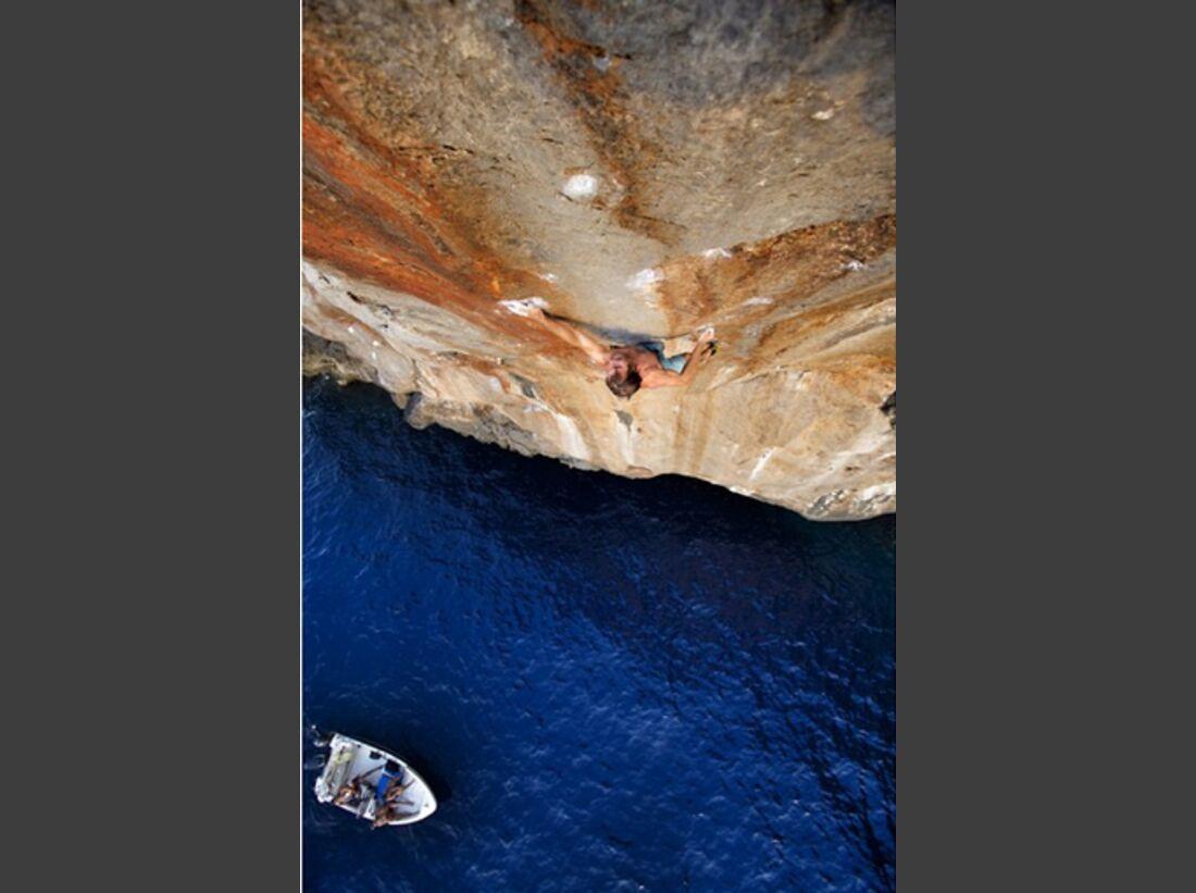 KL Chris Sharma Instagram Mallorca, my power spot