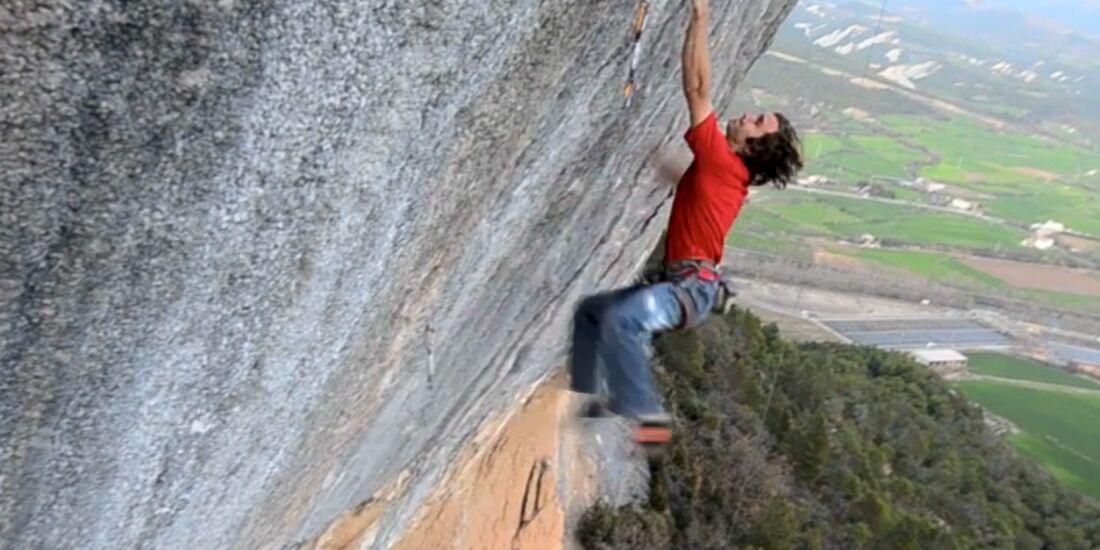 KL Chris Sharma Klettertipps TEaser 1