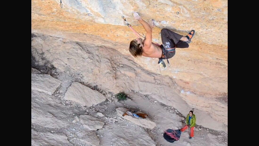 KL Chris Sharma Klettertips TEASER 2