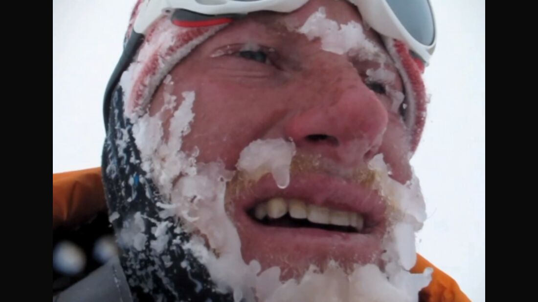 KL Corey Richards Winterbesteigung Gasherbrum 2 Cold-Trailer