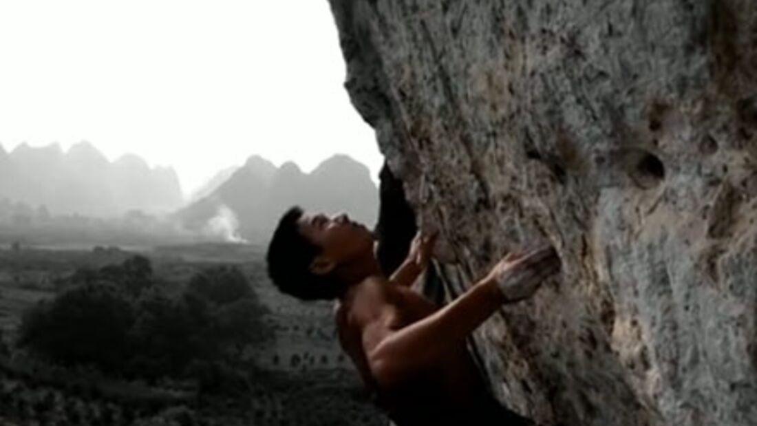 KL Da Wei China Climb 8c Yangshuo Teaser