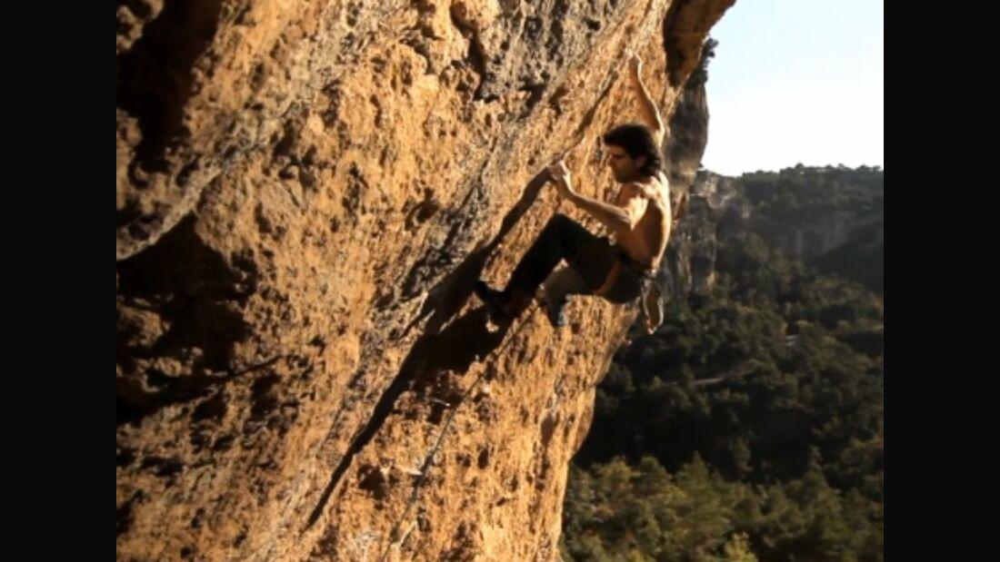 KL Dani Andrada, Spaniens wichtigster Kletterer & Erschließer