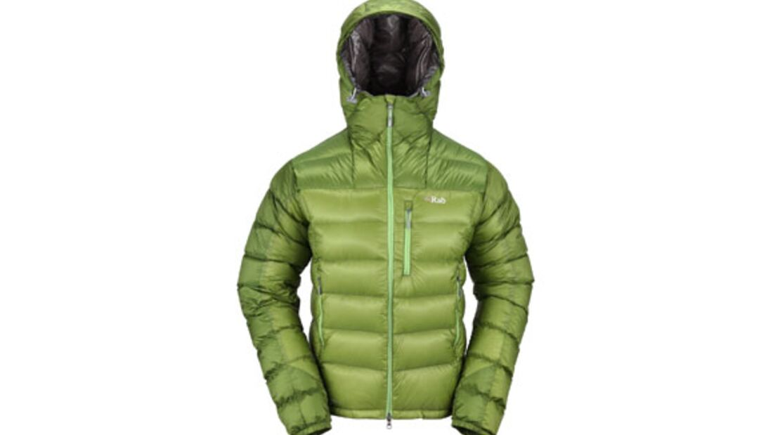 KL-Daunenjacken-Winterjacke-2013-Rab-Men's Infinity Endurance Jacket plus TEASER