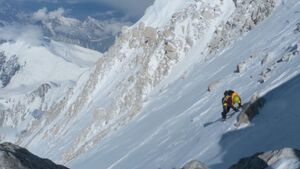 KL Denali / Mt McKinley Cassin Route Jon Griffith
