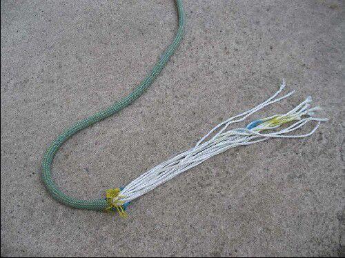 KL Durchtrenntes Seil