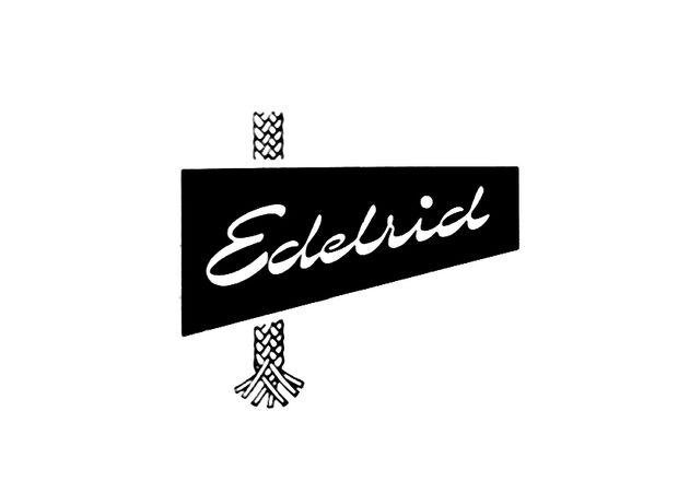 KL Edelrid Advertorial 150 Jahre Edelrid altes Logo