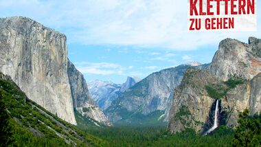 KL El Capitan Yosemite Valley unter CC 3-0